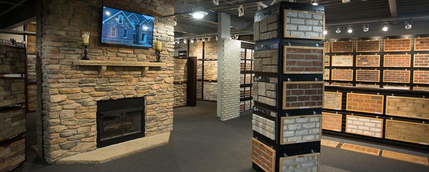Neville Island Brick Stone Veneer Amp Hardscape Showroom