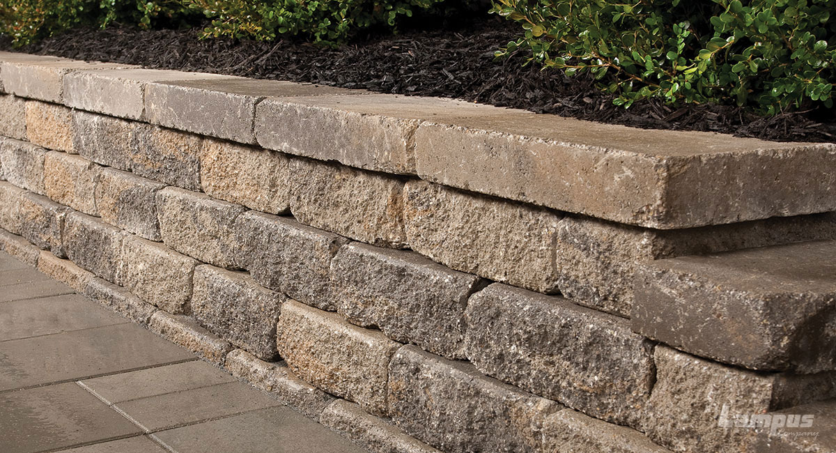 Versa-Lok® Accent - Weathered Allegheny Blend