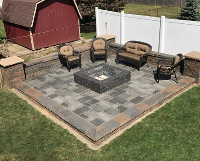 DIY Patio