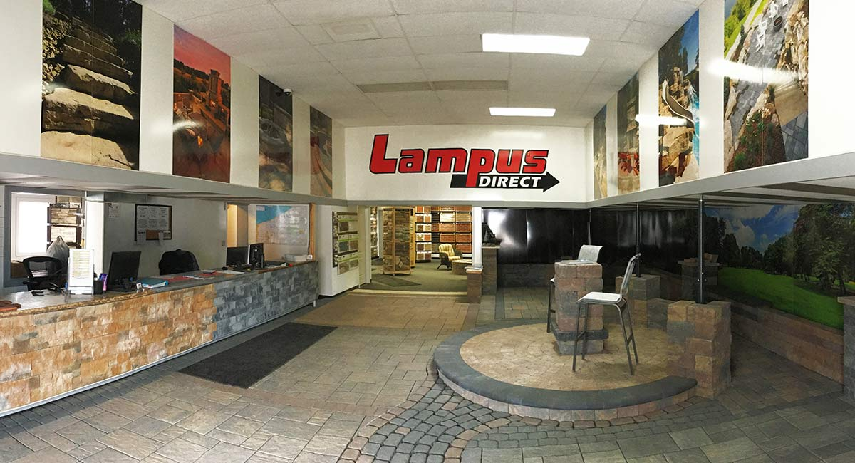 Lampus Direct Showroom