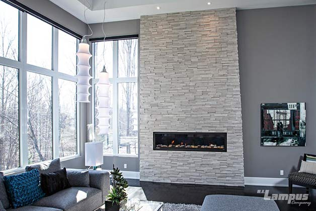 Realstone Systems™ - White Birch Honed Panels
