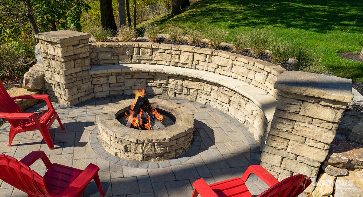 Rosetta® Dimensional Coping - Mountain Rustic