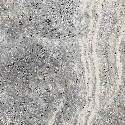 Takoma Silver<br>Travertine