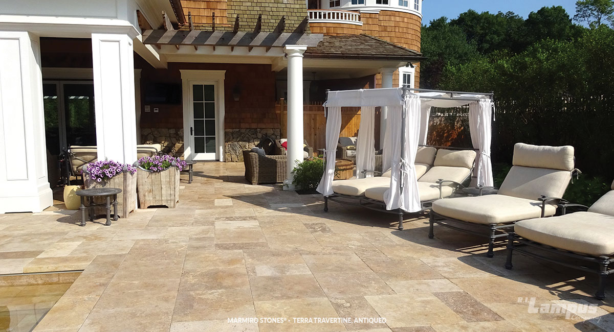 Marmiro Stones® - Terra Travertine