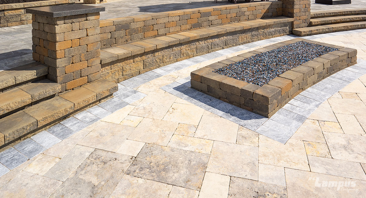 Marmiro Stones® - Grano™ Silver Travertine