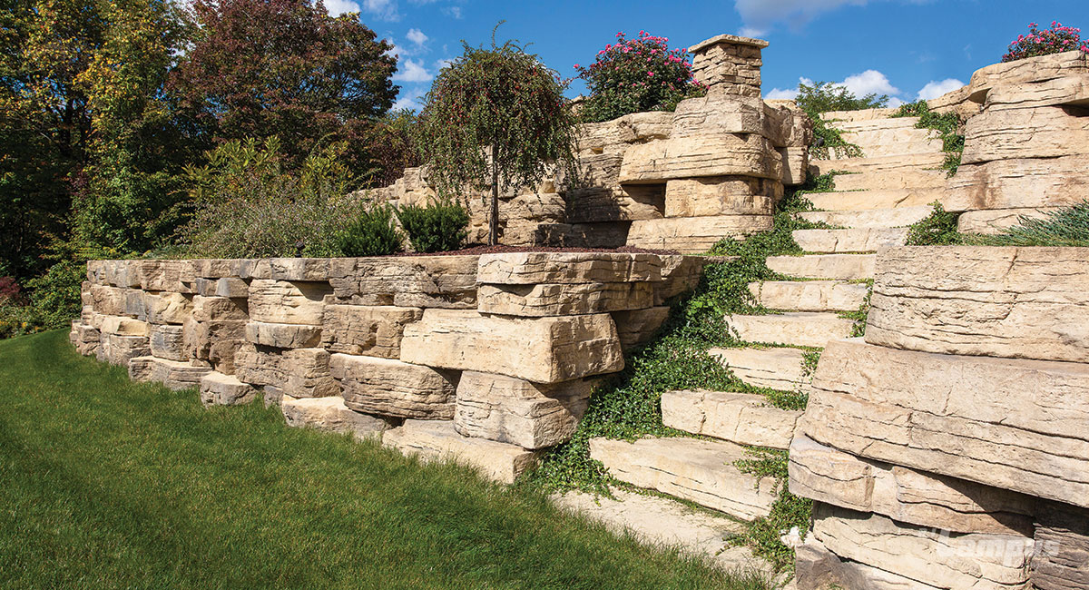 Rosetta® Outcropping - Mountain Rustic